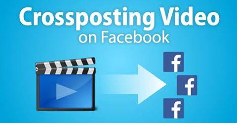 Hướng dẫn dăng chéo video trên nhiều page