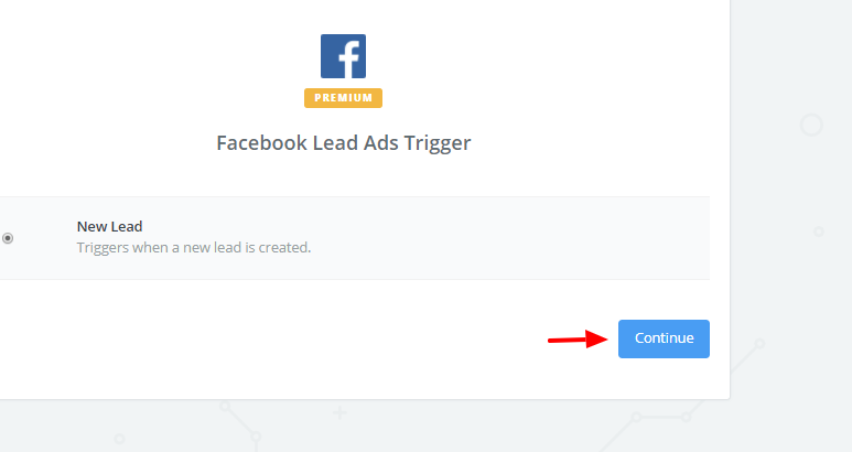 Facebook Lead Ads Trigger
